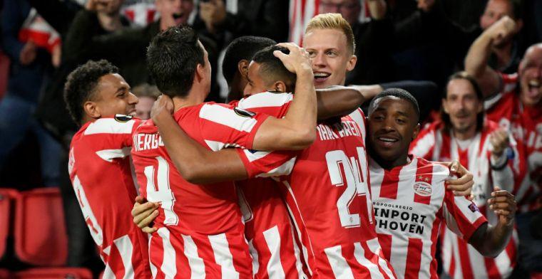 Spelersrapport: Eén onvoldoende bij PSV; Ihattaren uitblinker met twee assists