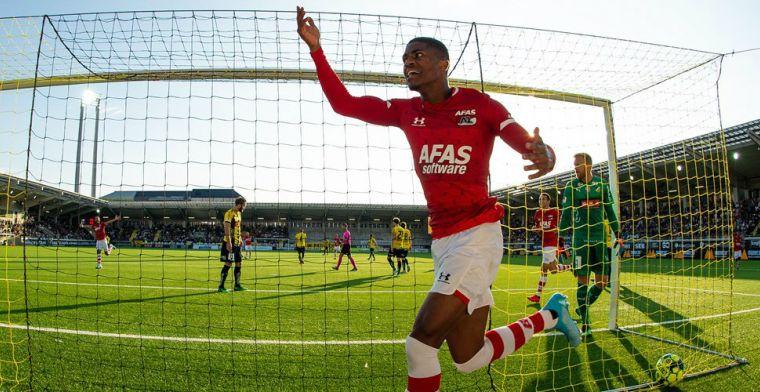 Boadu kiest voor Oranje-toekomst: Goede ervaringen met jeugdteams