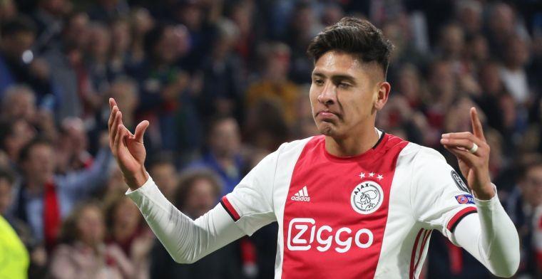 Álvarez: 'Ik snap niet zo goed waarom Ronald de Boer dit zegt'