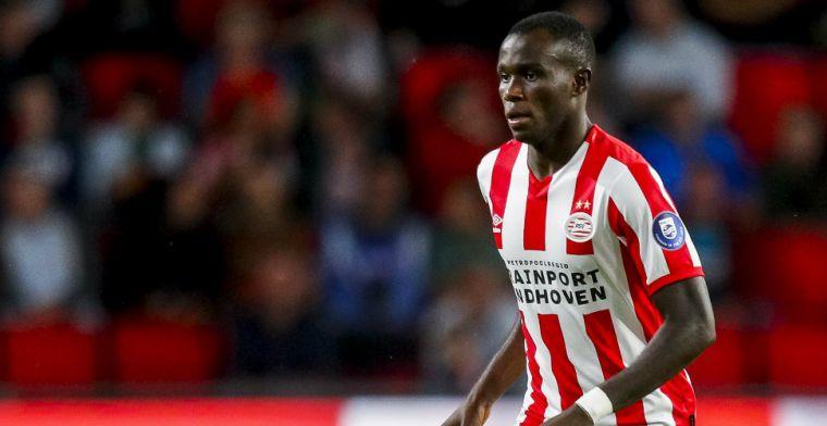 Bruma ondanks interesse Porto naar PSV: 'Ze bleven maar bellen, tot vervelens toe'