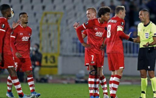 Afbeelding: 'Laat ik zeggen dat de rode kaart terecht was, maar de penalty was twijfelachtig'