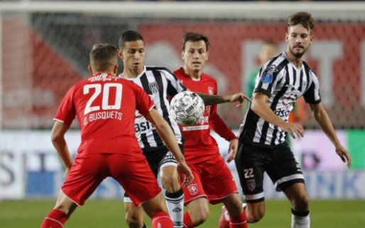 Afbeelding: Sterke Dessers helpt Heracles met goaltje aan derbyzege tegen Twente