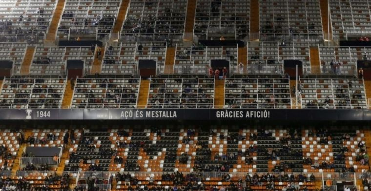 Update: Vete bij Valencia eist volgende slachtoffer: ook sportief directeur weg