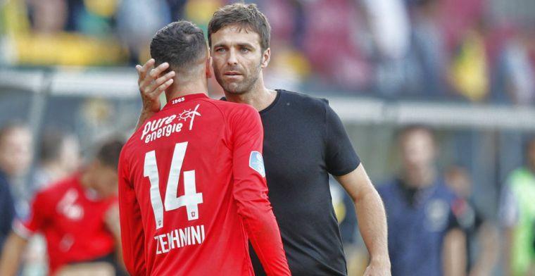 LIVE-discussie: Eindelijk basisplek voor Zekhini in derby, Heracles ongewijzigd