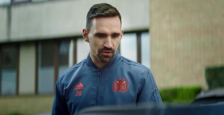 RSC Anderlecht zit in film van FC De Kampioenen, Kums maakt zijn filmdebuut