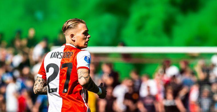 Feyenoord komt met statement na ruzie Karsdorp met fans: Het gaat te ver