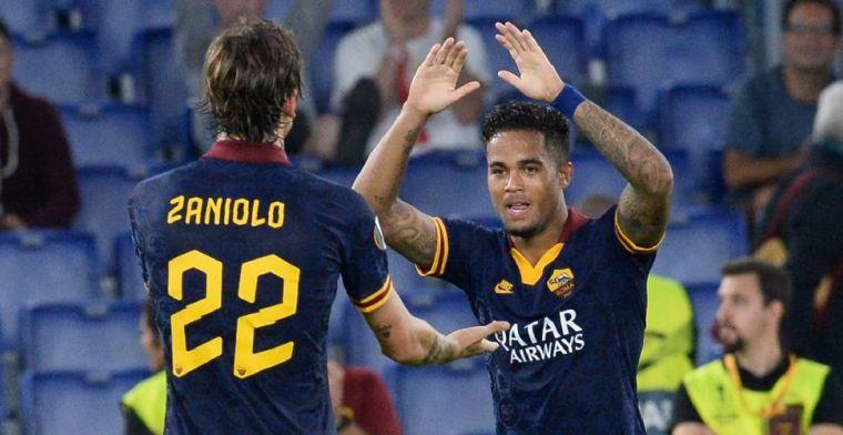 Kluivert krijgt steeds meer vertrouwen bij AS Roma: Het eerste jaar was moeilijk