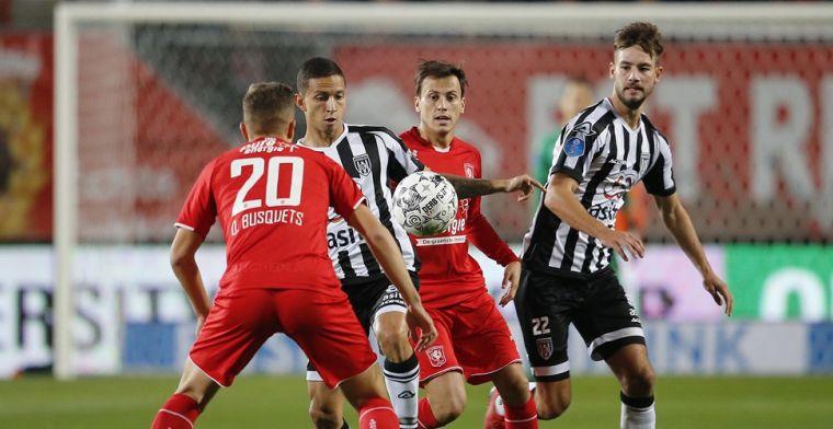 Onverzettelijk Heracles dankt goudhaantje Mauro en wint burenruzie van Twente