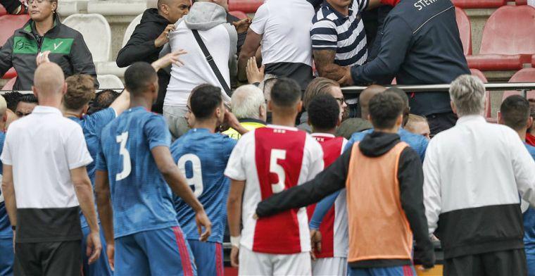 'Feyenoord zet streep door beladen mini-Klassieker tegen talenten van Ajax'