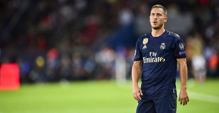 Hazard krijgt ook in België veeg uit de pan: 'Wat een kreupel gedraaf'