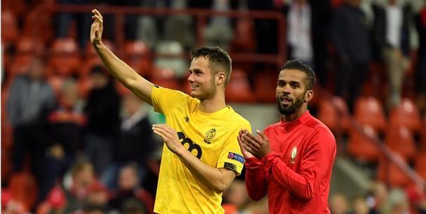 Preud'homme: 'Arsenal wilde Vanheusden uit de handen van Standard houden'