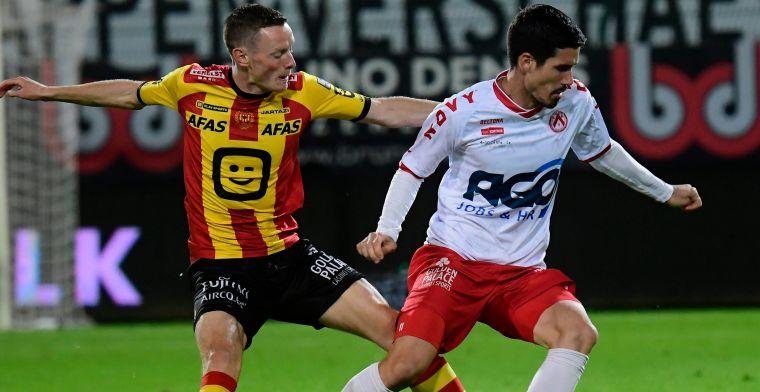 VAR zorgt voor knotsgekke tweede helft in Kortrijk, KV Mechelen lacht aan het eind