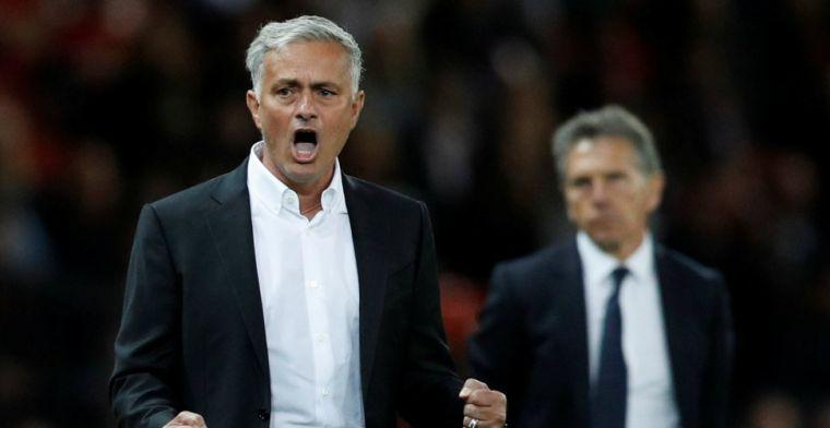 Mourinho: Mijn naam wordt geopperd, maar je hebt ook zoiets als respect