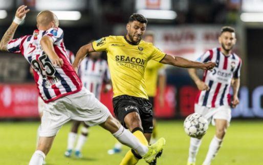 Afbeelding: Pavlidis met winnende goal vanaf strafschopstip weer belangrijk voor Willem II