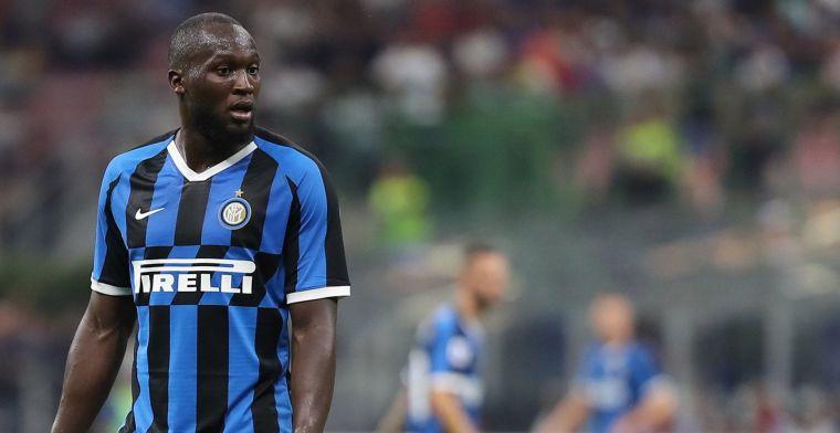 OPSTELLING: Lukaku start bij Inter tegen AC Milan, na winst van Juventus