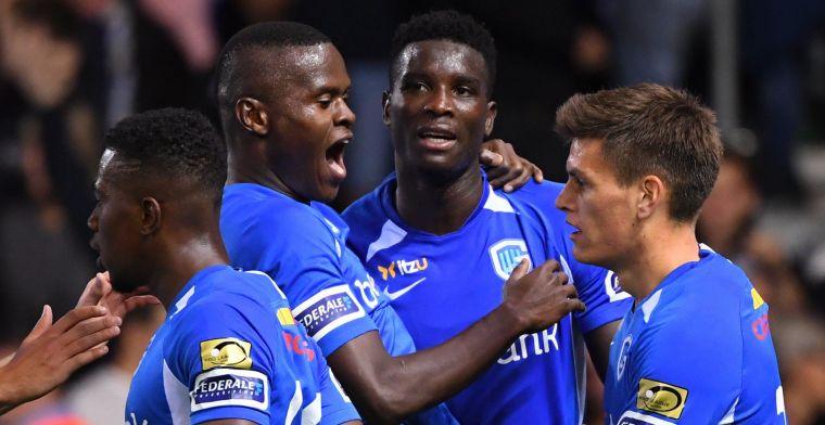 KRC Genk spoelt Champions League-kater door met zege tegen KV Oostende