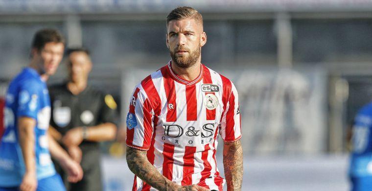 LIVE-discussie: Veldwijk ontbreekt in Sparta-selectie, Delcroix terug bij RKC