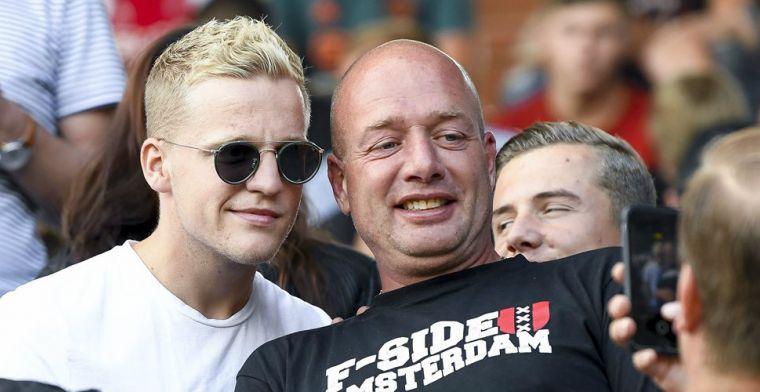 AD: Van de Beek start bij Ajax, Neres naar de bank, geen verrassingen bij PSV