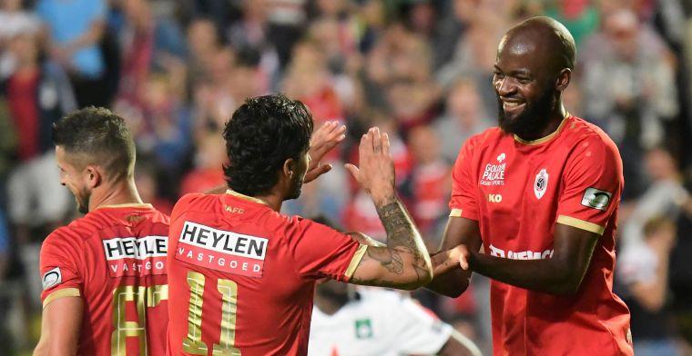 Lamkel Zé helpt Antwerp aan een eenvoudige zege tegen Cercle Brugge