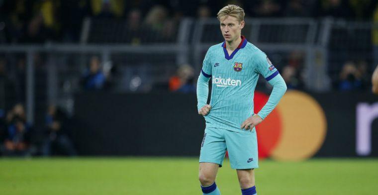Barcelona nam jaar voor overstap al contact op: 'Was beter bij Ajax te blijven'