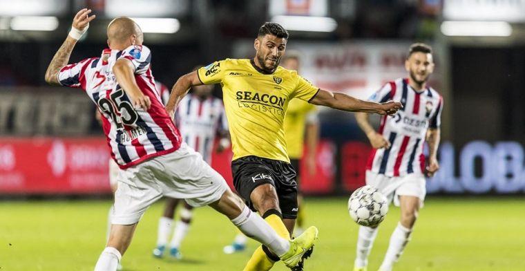 Pavlidis met winnende goal vanaf strafschopstip weer belangrijk voor Willem II