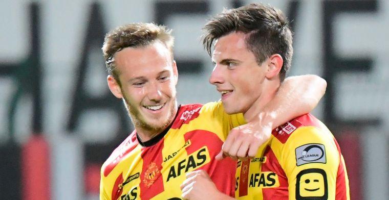 Vanzeir ontploft helemaal bij met Mechelen tegen Kortrijk: Dit doet veel deugd