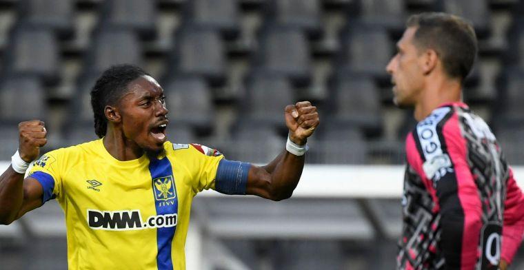 Sint-Truiden zet goede reeks voort met ruime triomf in Charleroi