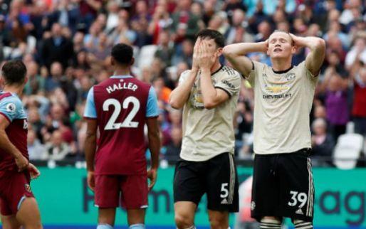 Afbeelding: West Ham United deelt harde tik uit en wint van zwak Manchester United