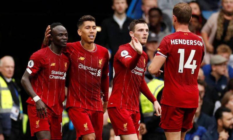 Afbeelding: Liverpool wint topper op Stamford Bridge, Arsenal komt met de schrik vrij
