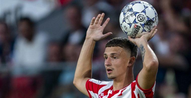 Bruggink: 'Hij is de zwakke schakel bij PSV, daar gaat Ajax gebruik van maken'