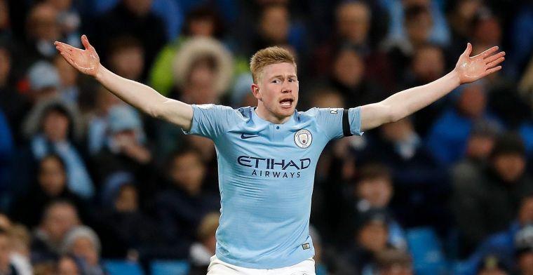 Engelse pers: 'De Bruyne toont dat hij beste van de Premier League is'