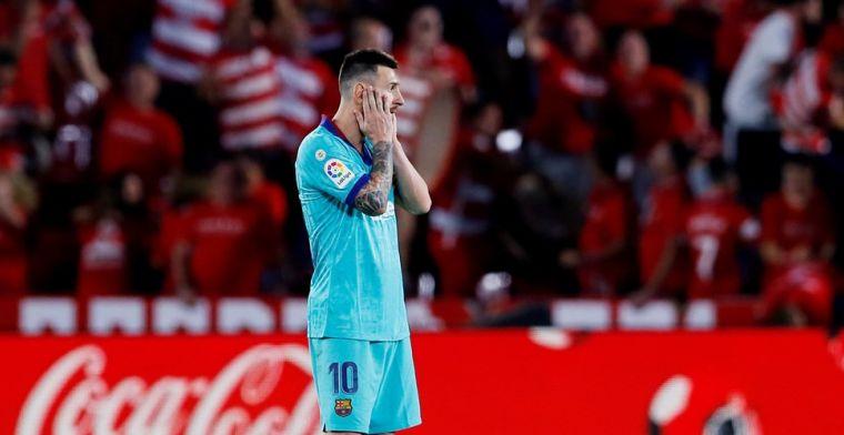 Keiharde kritiek Spaanse media: 'Erbarmelijk Barça oogt nu al uitgeblust'