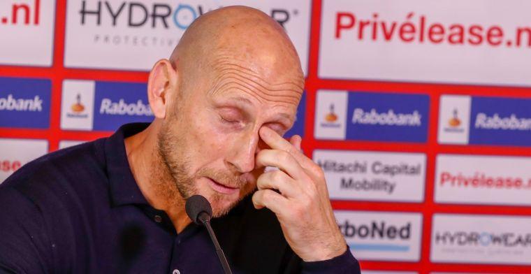 Gefrustreerde Stam schrikt van 'onwaardig' Feyenoord: Dat is het hele probleem