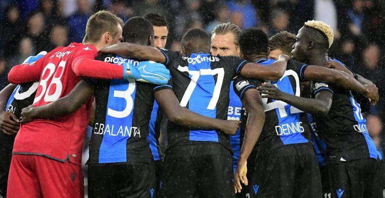 Club Brugge werkt zich na resem kansen toch voorbij Anderlecht