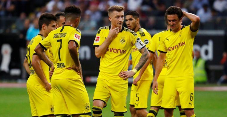 Late domper voor Dortmund, Valencia kan niet winnen van hekkensluiter