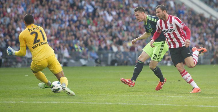 'Ik heb toevallig Ajax PSV zien verslaan, ik verwacht eigenlijk weer hetzelfde'