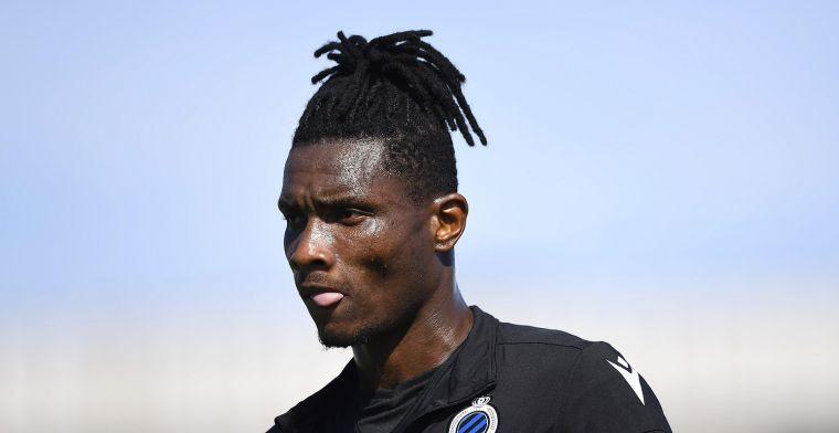 Deli maakt brokken bij Club Brugge: Droom van het hoogste niveau