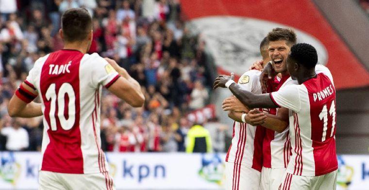 Update: KNVB buigt zich over 'Tadic-goal' na officieel verzoek Ajax