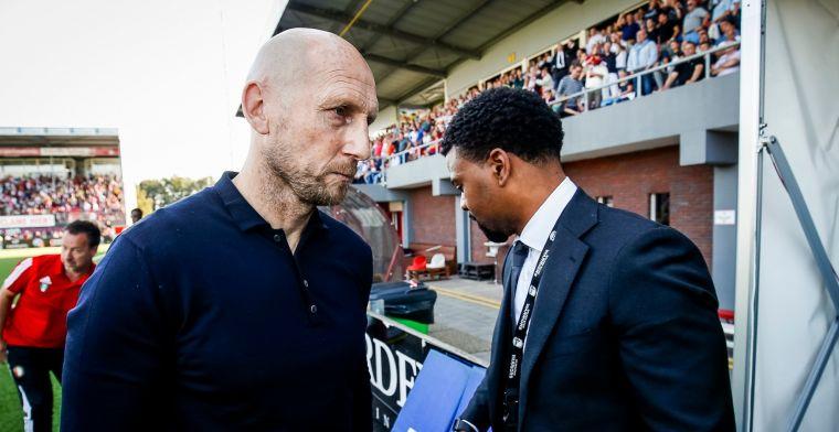 Everse kraakt Feyenoord: Vergeleken met dit is walking football sneller'
