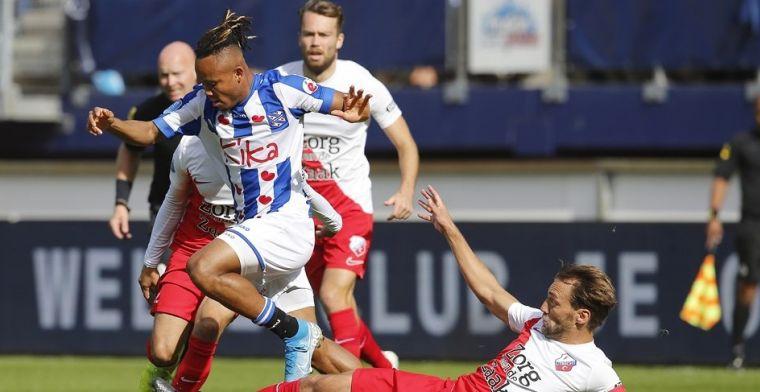 Odgaard mist strafschop en vergeet Heerenveen naar zege op Utrecht te schieten