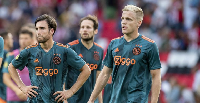 Ajax 'moet' kampioen worden: Het zal weer onze grootste concurrent worden