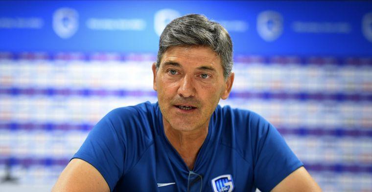 "Mazzu na driepunter KRC Genk: ""Goed voetbal is voor later"""