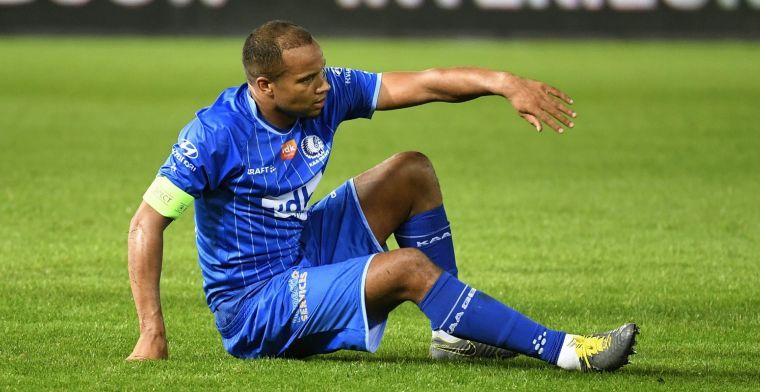 KAA Gent-fans zijn woest na rode kaart voor Odjidja... en krijgen gelijk