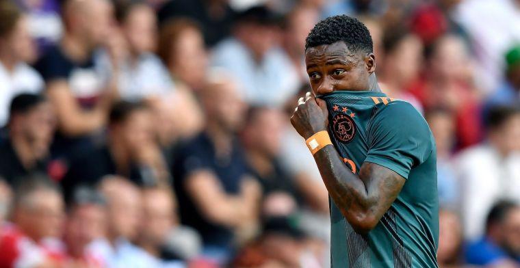 'Als Ajax blijft volharden met dit middenveld, hoef je niet veel te verwachten'