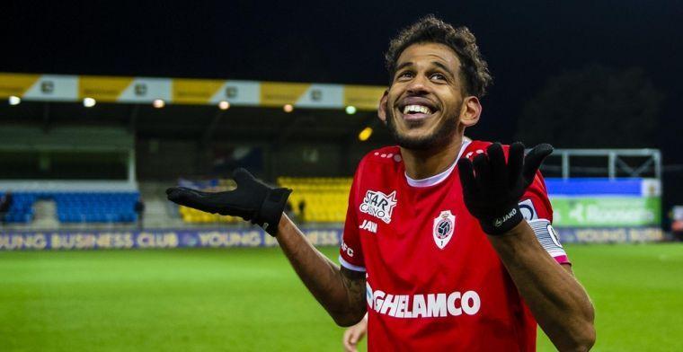 """Haroun looft aanwinst Antwerp: """"Hebben we niet eens op moeten trainen"""""""