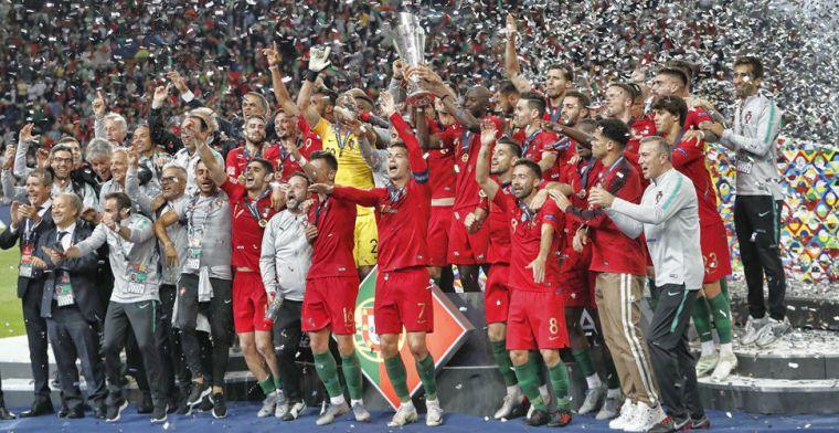 'UEFA overweegt hervormingen: Nations League-degradanten komen goed weg'