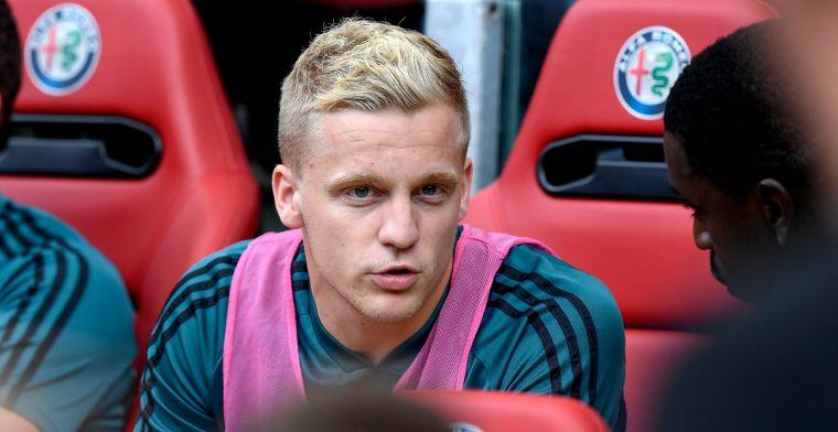 'Pittige, lastige' invalbeurt bij Ajax: 'Ziyech én ik, dat was een risico'