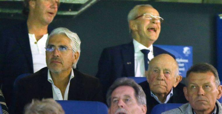 'De la Vega komt niet over de brug: Roda JC in financiële problemen'