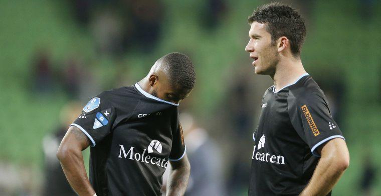 PEC Zwolle blundert met uitshirts: 'Weer stortvloed aan negatieve reacties'