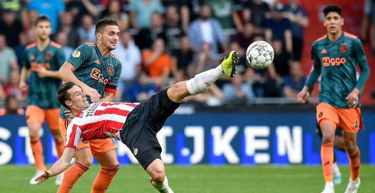 Ochtendkranten over gelijkopgaande kraker: 'Ajax is nu al top, de rek zit bij PSV'